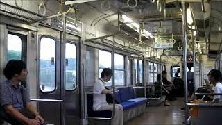 JR和歌山線 五条ゆき普通 中飯降駅発車~高野口駅到着