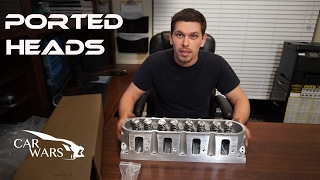 LSA Ported Heads | Head Porting | CTS-V | Total Engine Airflow