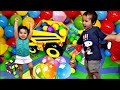Toddlers Dancing to Toy Trucks Compilation of Cute Clips