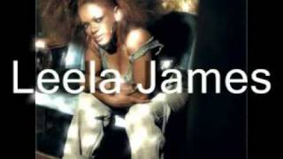 Leela James - Baby Im Scared Of U (CJ Giovanni Rmx) CDR