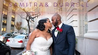 The Belvedere Baltimore Wedding [Samitra and Durrell]