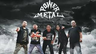 Salam Metal ~ Power Metal | Karaoke Tanpa vocal + Lirik & Duet [HD Audio Quality]