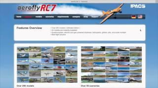 SIMMAC01 Aerofly RC7 Mac Sim  Overview