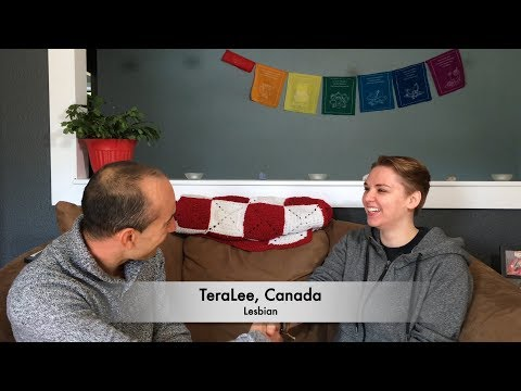 300s Happiness: Lesbian Tera on life as gay in 21st Century, BC, Canada