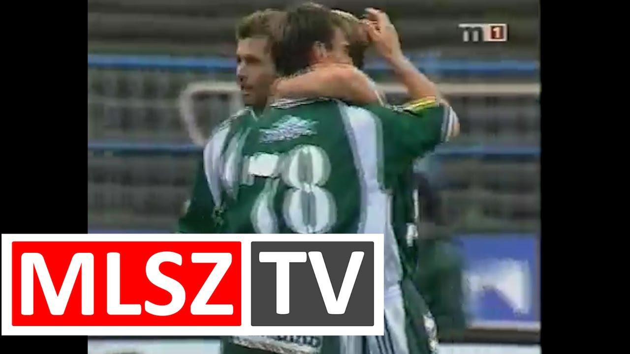 Ferencváros-MTK | 1-0 | 2002.05.04 | MLSZ TV Archív