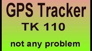 TK 110 Real intelligent GPS car tracker from Dyegoo