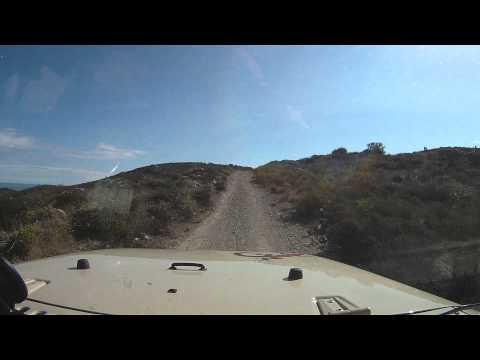 """Let's Drive:  The Pyrenees  Part # 1  """"Cap de Creus"""""""