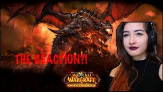 World of Warcraft: Cataclysm The Reaction D: