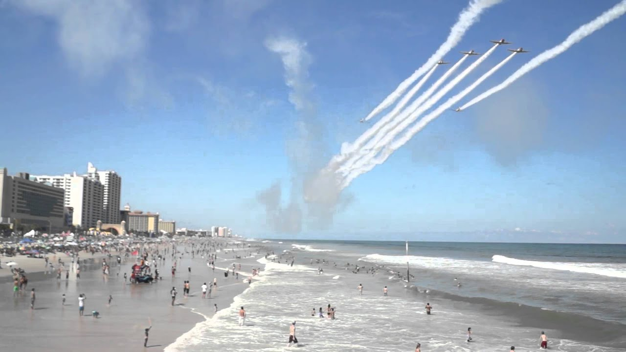 Air Show Daytona Beach Fl
