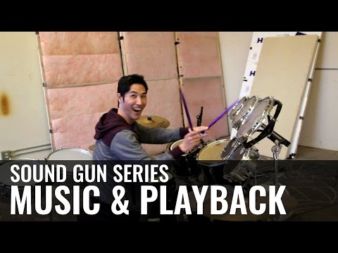 Sound Gun Series: MUSIC & PLAYBACK
