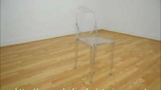 Wholesale Interiors Dreama Modern Acrylic Ghost Chair