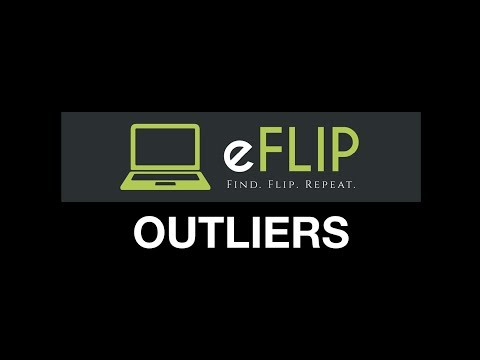 EFLIP Outliers - Powerful Online Arbitrage Software For Books