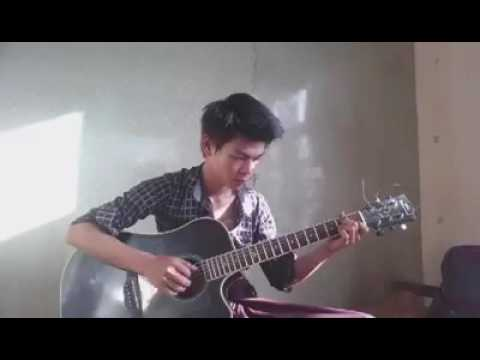 Shwe htoo(crush)cover soung.🎶🎶🎶🎶🎸🎸🎸🎼🎼🎼