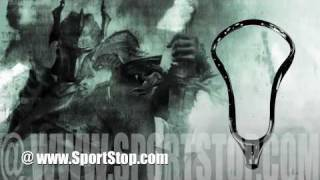 Warrior Emperor Lacrosse Head Fall 2010 - Manufacturer Video