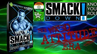 Wr3d SmackDown mod 25 arenas many weapons and exhibition title matches more 《Ad games》