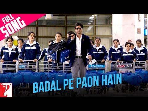 Badal Pe Paon Hain - Full Song | Shah Rukh Khan | Chak De India | Hema Sardesai