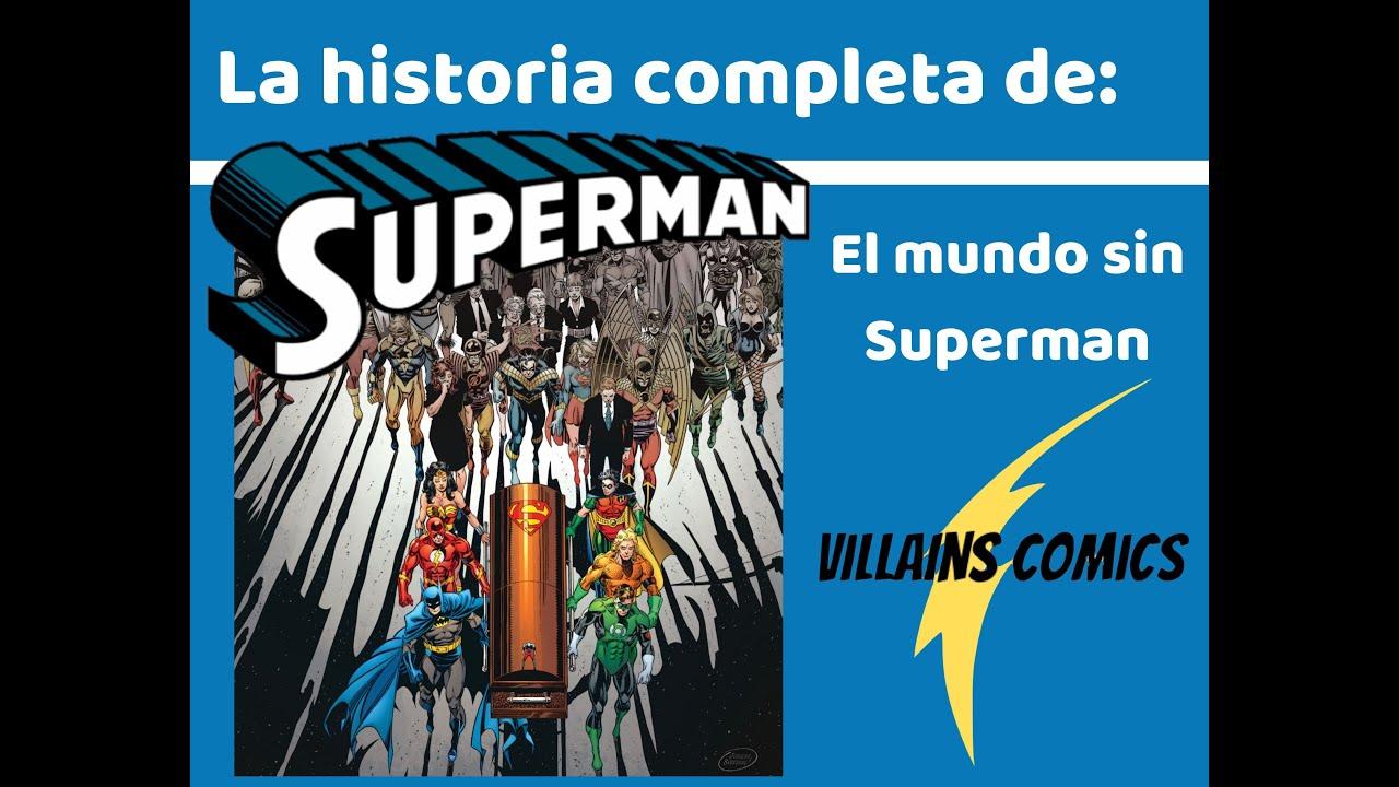 El mundo sin Superman