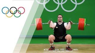 Behdad Salimi: My Rio Highlights