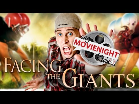 Facing The Giants | Say MovieNight Kevin