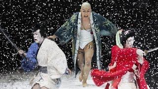 歌舞伎界で期待を集める中村勘九郎、中村七之助、尾上松也が、河竹黙阿...