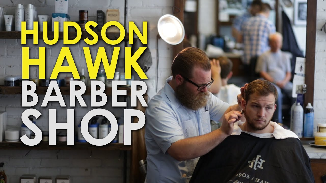 Shave and a Haircut: Hudson Hawk | The Art of Manliness