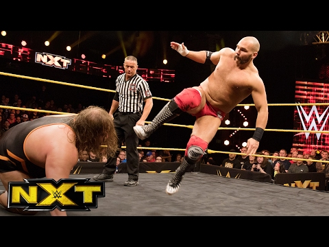 Heavy Machinery vs. The Revival: WWE NXT, Feb. 8, 2017