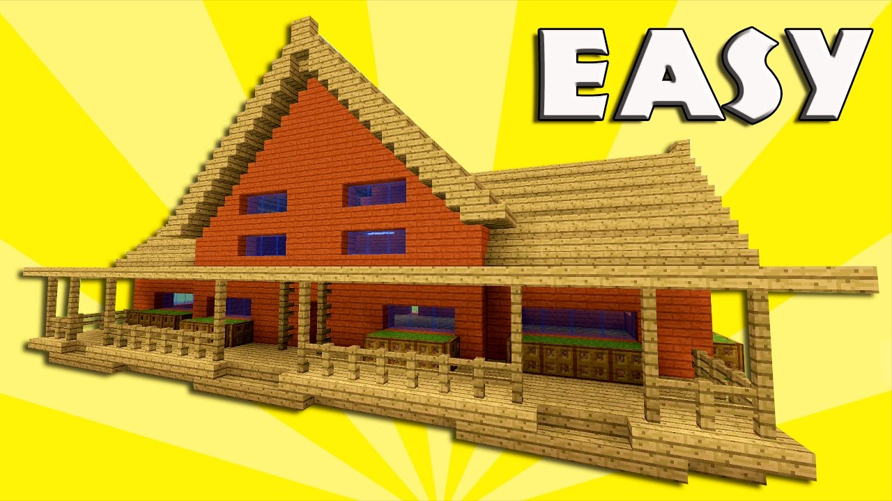Houses To Build In Minecraft Xbox