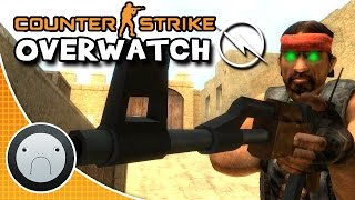 WALL HACKS! (OVERWATCH #4) Counter - Strike : Global Offensive