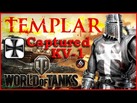 Captured KV-1 German Heavy Tier 6:Twitch: World of Tanks Xbox One PS4: Tank Gameplay