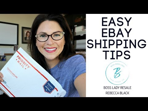 eBay Basics: Easy Shipping Tips & Tricks to Save You Time and Money!