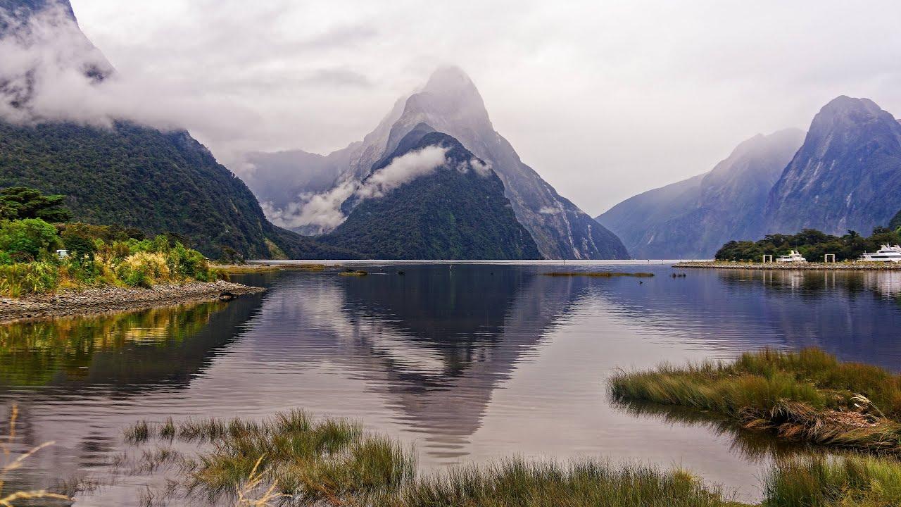 Milford Sound & Fiordland, New Zealand in 4K Ultra HD