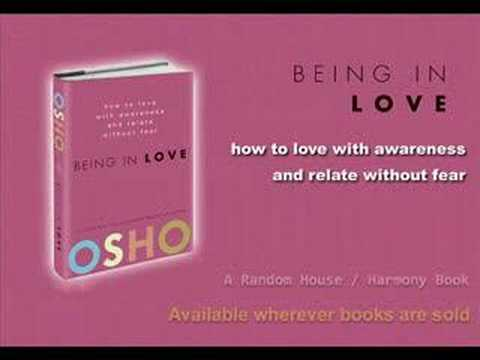 osho being in love book promo youtube