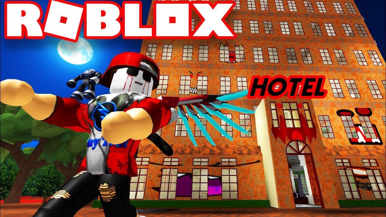 Roblox | Trốn Khỏi Khách Sạn Ma Quái Của Tên Quản Lý Điên Khùng | Hotel Escape Obby | Vamy Trần