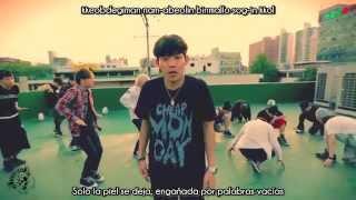 [Sub esp+Rom] TOPPDOGG - TOP DOG (Dance Practice)