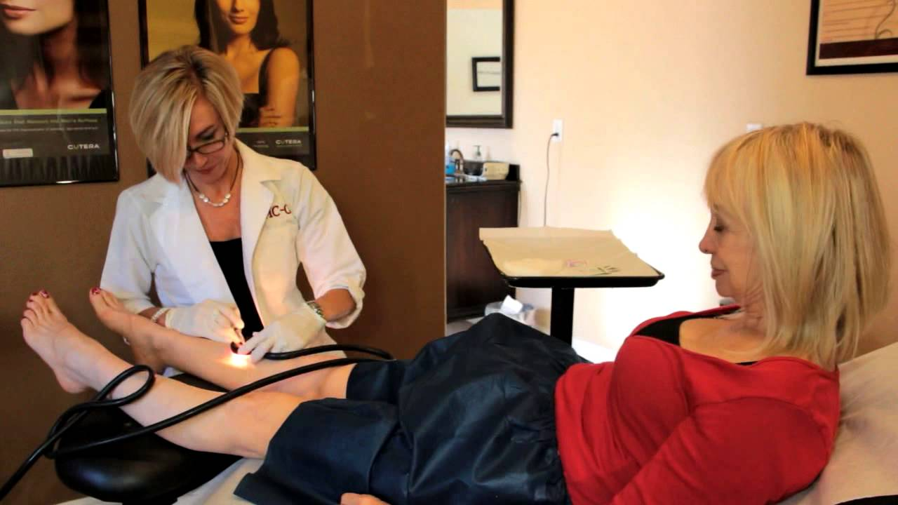 Laser Treatments, Juvederm, Botox, Vein Therapy: Huntington Beach