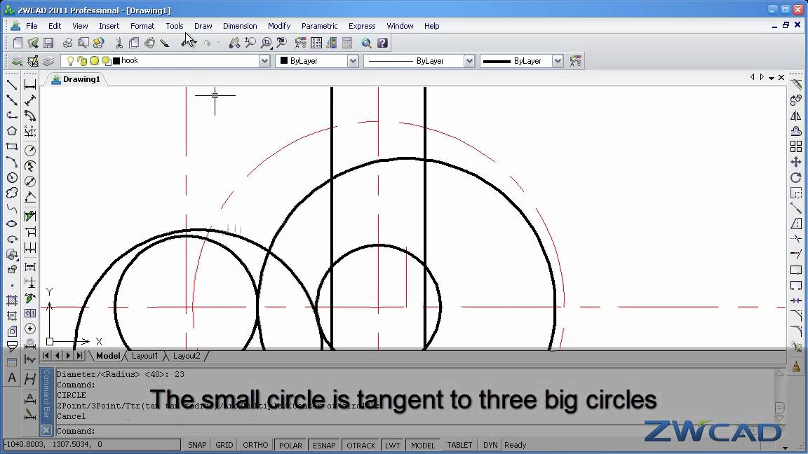 how to make all lines the layer properties on autocad