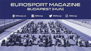 Eurosport Magazine 2017 - Hungaroring thumbnail