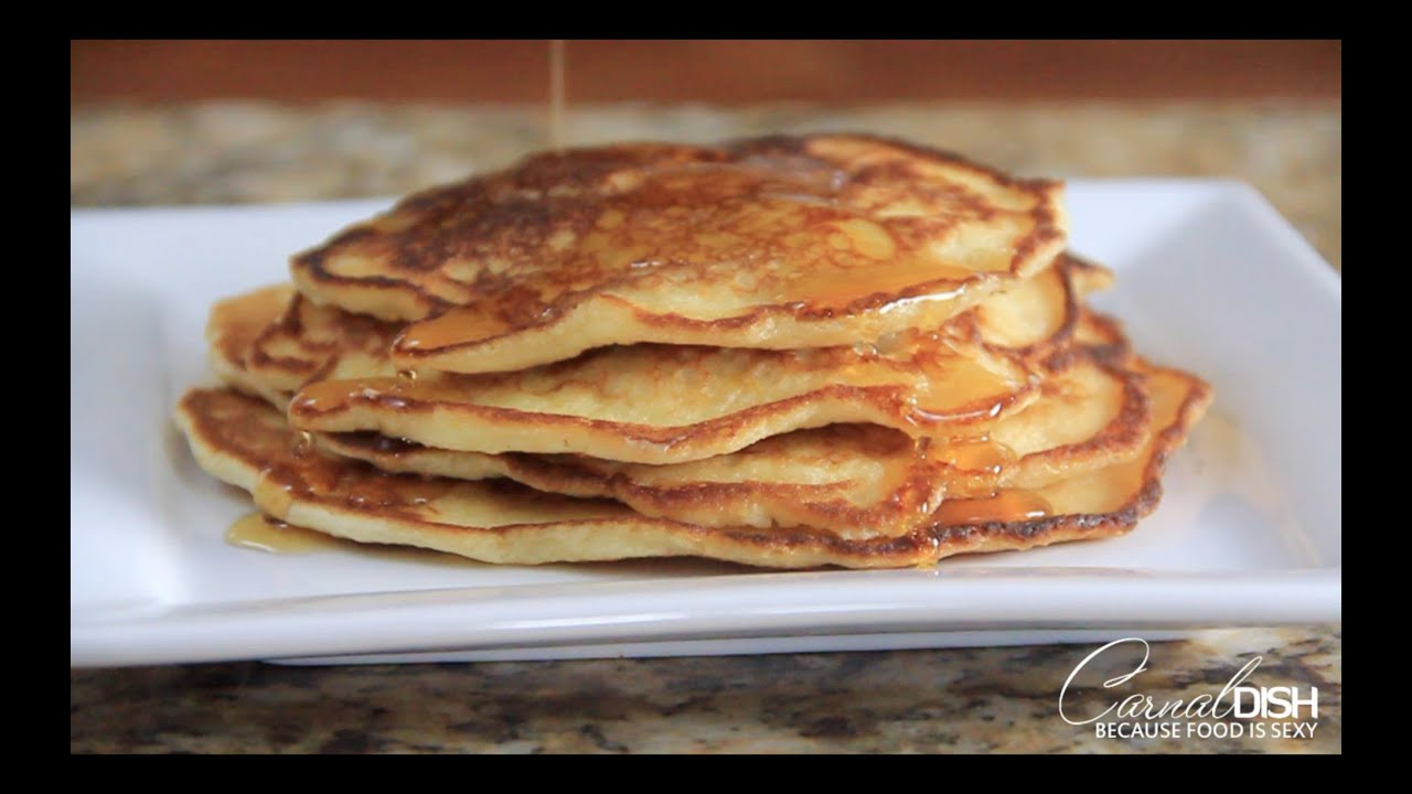 Buttery buttermilk pancakes a carnaldish quickie youtube ccuart Gallery