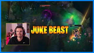 Juke Beast...LoL Daily Moments Ep 1332