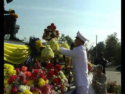 จังหวัดบุรีรัมย์ จัดพิธีถวายราชสดุดี วันพ่อขุนรามคำแหงมหาราช