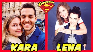 Supergirl 🔥 Real Age and Life Partners