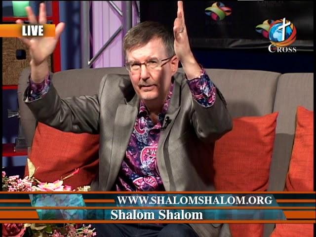 Shalom Shalom Dr Marisol Peltzer & Rev. Dexter Peltzer 04-17-2018 English