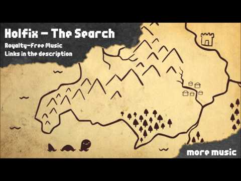 [Free Music] HolFix - The Search (Trailer Music)