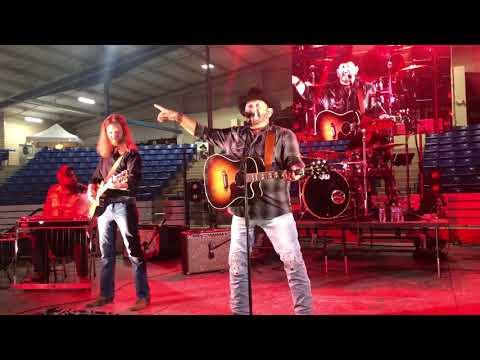 Kolt Barber LIVE @ The Calsonic Arena (Shelbyville, TN)