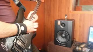 Ozzy Osborne - Crazy Train Guitar Cover
