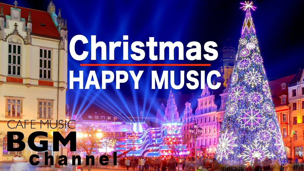 Christmas Happy Cafe Music - Jazz & Bossa Nova Christmas Music - Christmas Jazz Music - YouTube