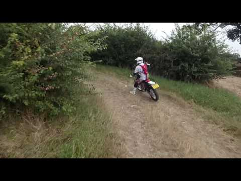 Green laning in Northamptonshire
