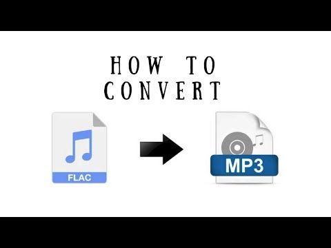 How to Convert Audio Files (FLAC to MP3) Easily on Mac