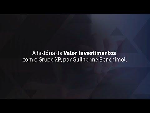 A história da Valor Investimentos com o Grupo XP, por Guilherme Benchimol.