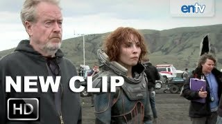 Prometheus Official Behind The Scenes Look_ 'Making of' Feat. Ridley Scott & Michael Fassbender